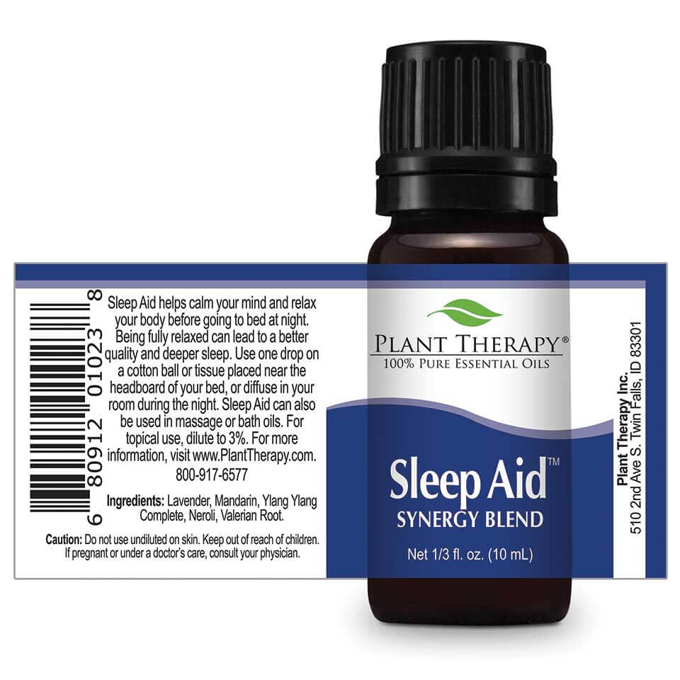 Zzzzzzzzzzzzz. We all like the sound of that. Plant Therapy's Sleep Aid Synergy was created to help you to calm your mind and body into relaxation before sleep. Being fully relaxed can lead to a better quality and depth of sleep. #ZZZZZ #sleepytime #nightynight #essential oils ... Visit TheFamilyApothecary for more great natural remedies to support your healthy lifestyle.